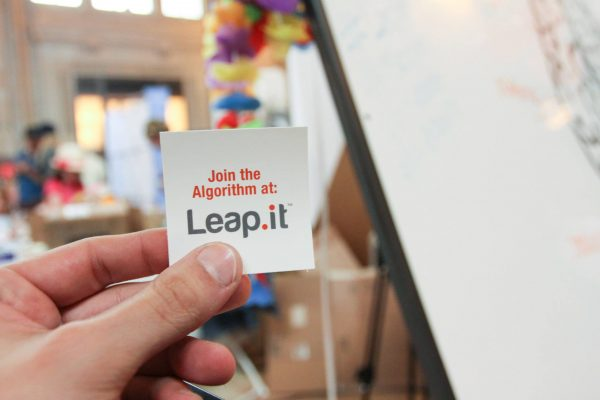 Leapit Sticker