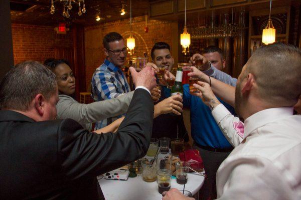 Ayers-Wedding-Cheers