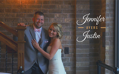 Justin and Jennifer