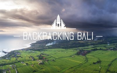 Backpacking Bali