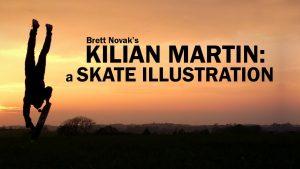 A Skate Illustration